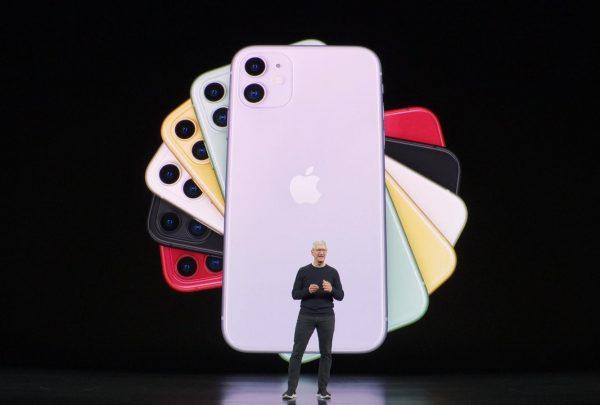 iPhone 11 chega ao mercado com câmera tripla e bateria ainda mais durável