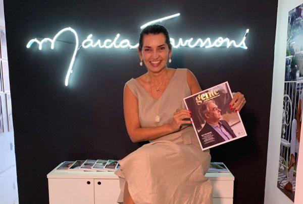 Descubra a nova Revista Gente por Márcia Travessoni