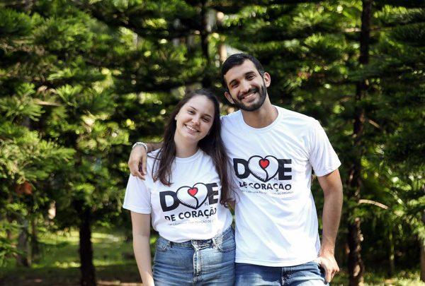 Movimento Doe de Coração realiza caminhada em prol da doação de órgãos