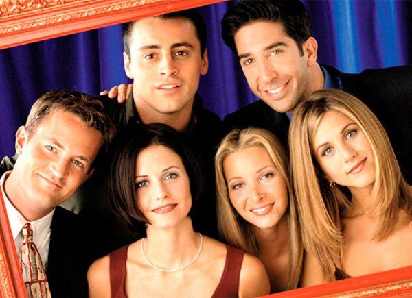 """""""Friends"""" ganha aplicativo temático para comemorar os 25 anos da série"""