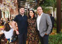 Salvatore Ferragamo promove fashion talk em São Paulo com Silvia Braz e Marco Gurgel