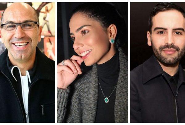Nicole Pinheiro, Raphael Sahyoun e André Bofanno são convidados de desfile na CASACOR Ceará
