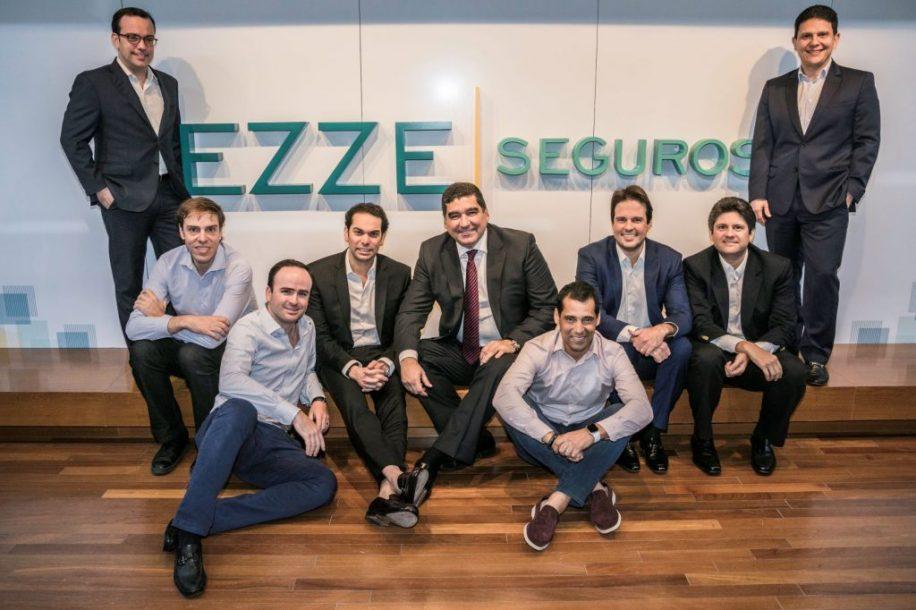 Ivo Machado e Richard Vinhosa lançam Ezze Seguros em SP; companhia é a nova filiada do Lide Ceará