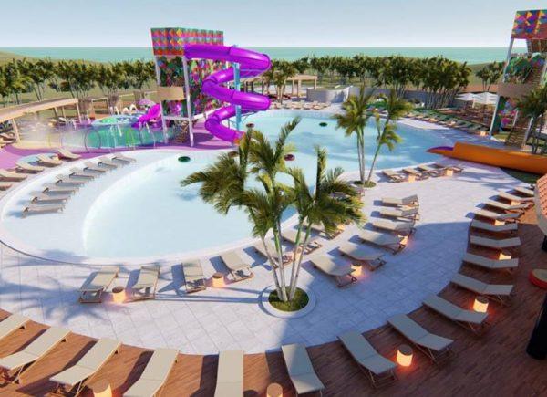 Hard Rock Fortaleza Hotel e Residence recebe os primeiros visitantes em Lagoinha