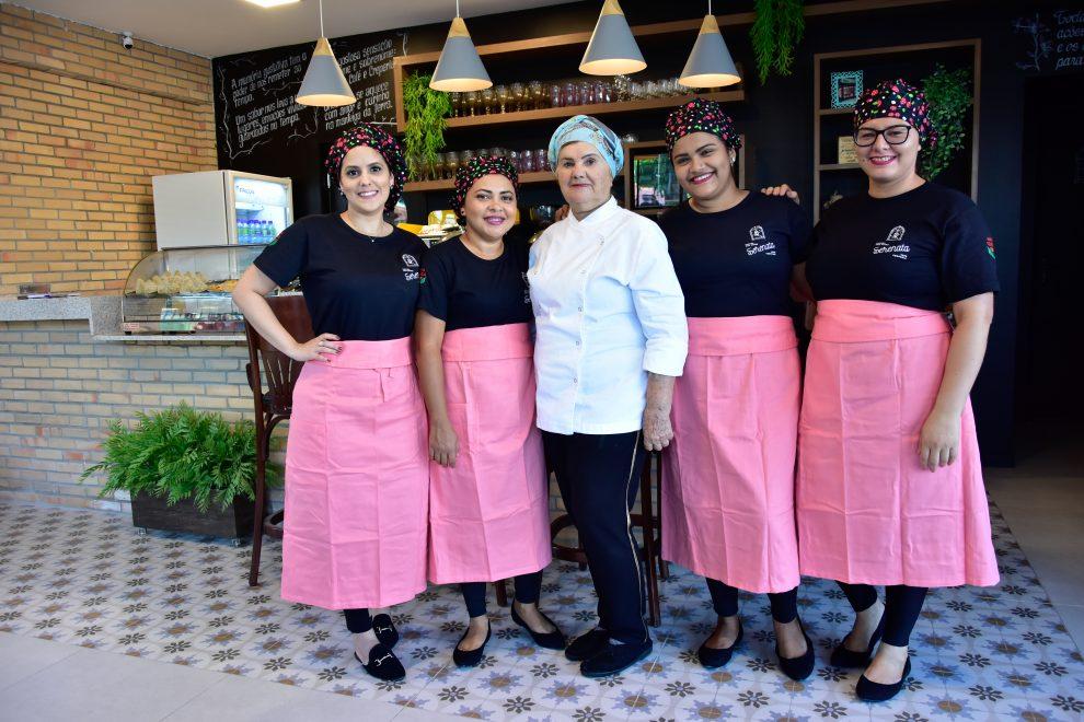 Tapera das Artes inaugura Serenata Café e Creperia apostando em sabores regionais