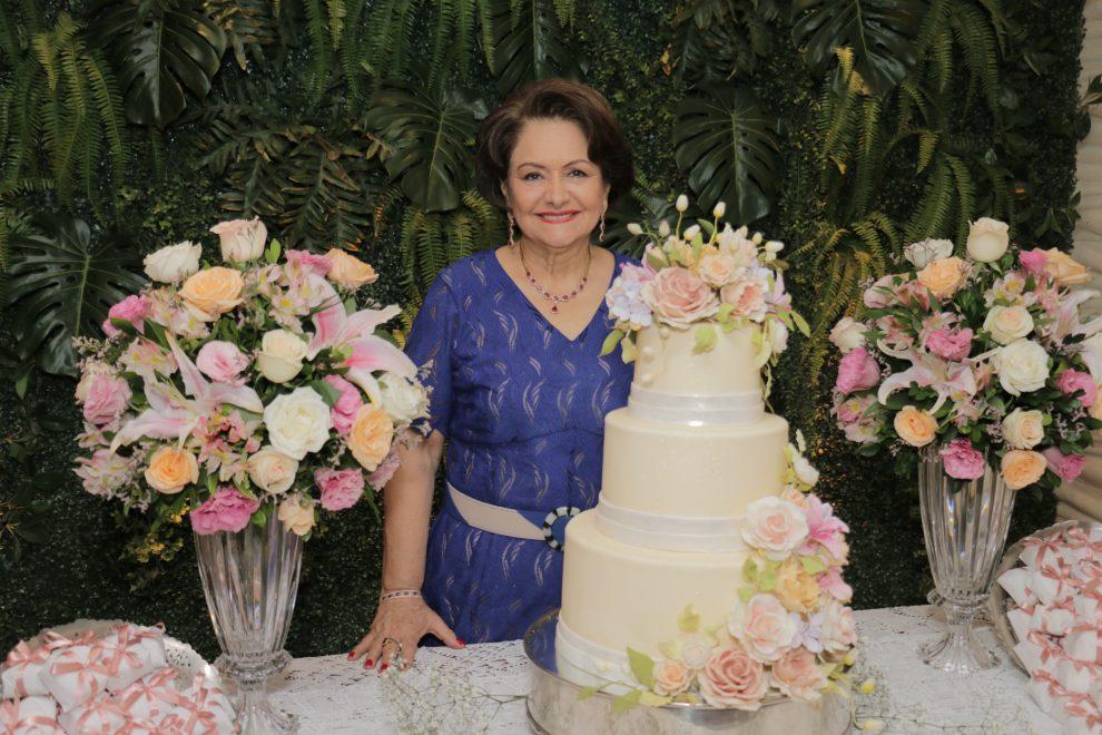 Bárbara Freire celebra mais um ano de vida na Casa Caramelo