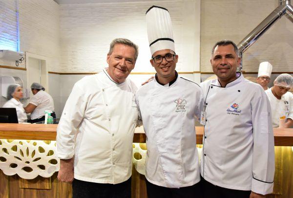 Pizzaria da Vila, no Beach Park, inaugura unindo cozinha italiana e regional