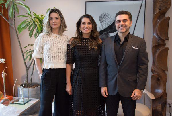 """Bate-papo com Isaac Furtado e Viviane Ferreira encerra temporada do """"Conversa com Márcia Travessoni"""""""