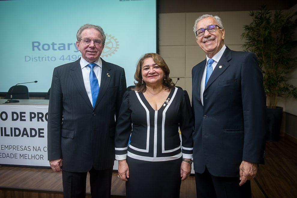 Rotary traz debate com empresários cearenses sobre projetos de responsabilidade social