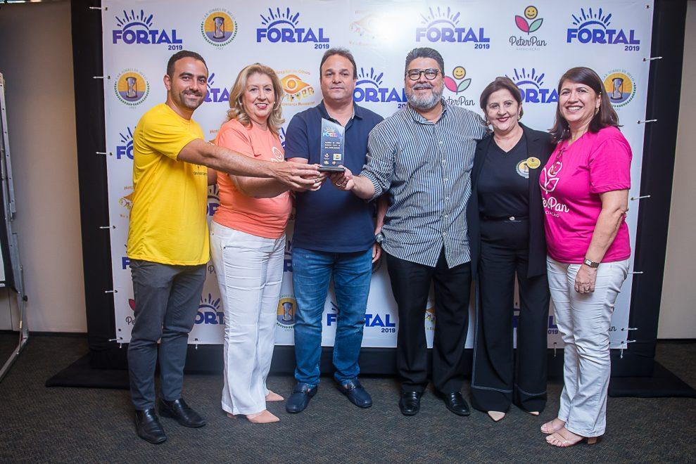 Campanha Fortal Solidário entrega doações e arrecada cerca de R$ 456 mil para instituições de Fortaleza