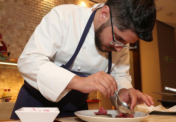Ivan Prado é o novo chef do Zoi Restaurante
