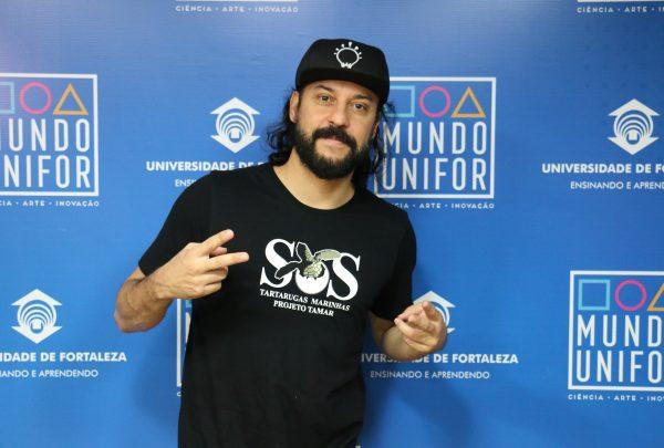 Mundo Unifor: Terceiro dia conta com presença de Gabriel O Pensador com oficina sobre construção do rap