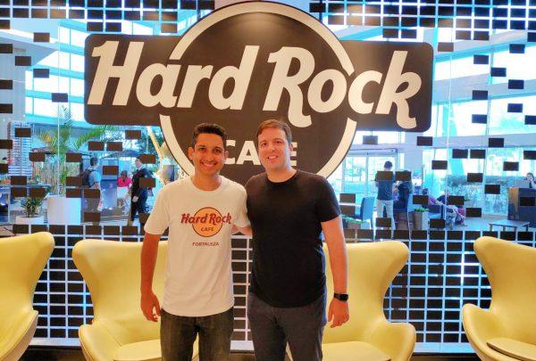 Hard Rock Cafe Fortaleza amplia casa para realização de eventos