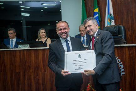 Dia Nacional do Cerimonialista é celebrado na Câmara Municipal de Fortaleza