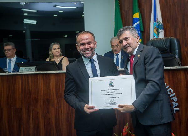Cerimonialistas cearenses ganham homenagem da Câmara Municipal de Fortaleza
