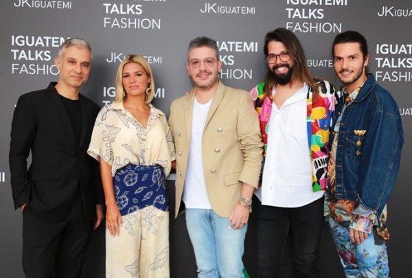 Iguatemi Talks: primeiro dia do evento aborda novas tendências com presença de Renato Thomaz
