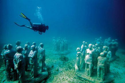 Em terra firme ou embaixo da água: cinco museus inusitados ao redor do mundo