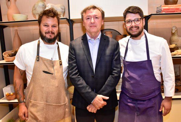 Fecomércio reúne doadores do Mesa Brasil em jantar na CASACOR Ceará