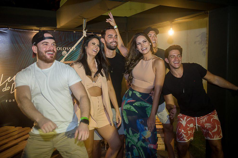 Luau do Davi agita Fortaleza com experiência musical inédita; confira cliques e detalhes