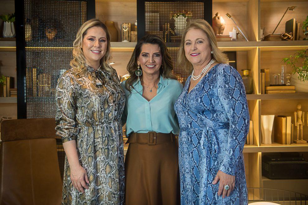 """Marize e Nanette Castelo Branco são convidadas do """"Conversa com Márcia Travessoni"""" na CasaCor Ceará"""