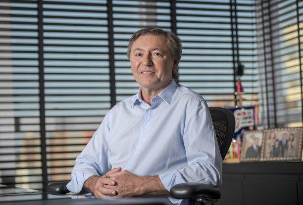 Maurício Filizola visita sedes do Google e da Amazon em missão da Fecomércio-CE