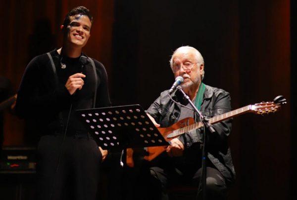 Marcos Lessa lança disco produzido por Roberto Menescal com show em São Paulo