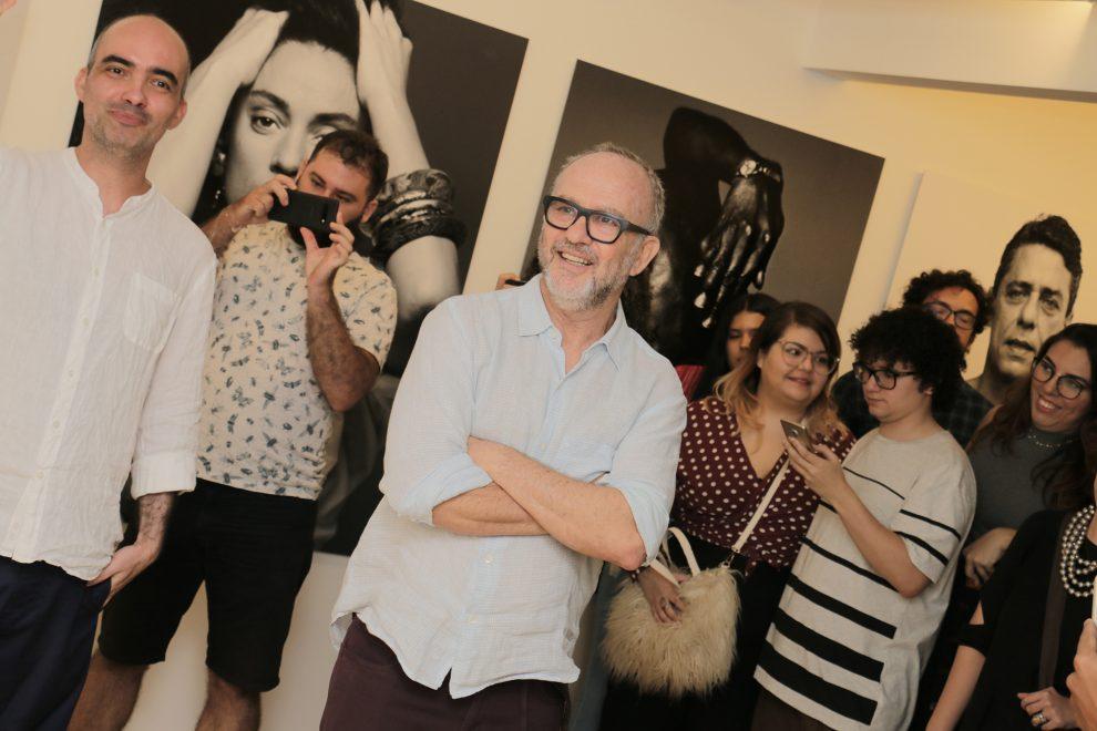 Fernanda Montenegro, Xuxa e Belchior se revelam em exposição de Bob Wolfenson no Museu da Fotografia de Fortaleza