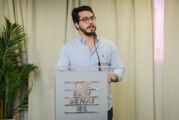 Evento da AJE Fortaleza reúne startups e profissionais de tecnologia no BS Design