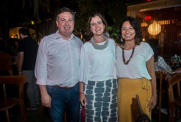 No último dia da CASACOR, Prefeitura de Fortaleza e Instituto Iracema lançam concurso sobre urbanização; confira as fotos