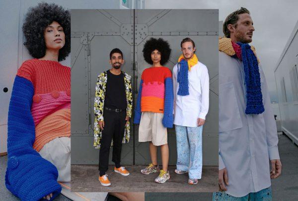Estilista David Lee apresenta coleção Inverno 2020 no Veste Rio