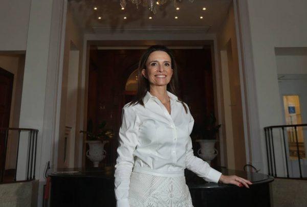 Diretora do Copacabana Palace participa de 'talk' em Fortaleza