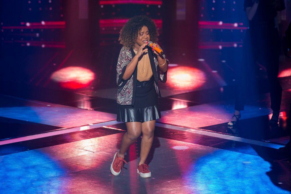 Cantora cearense Ana Ruth é uma das finalistas do The Voice Brasil