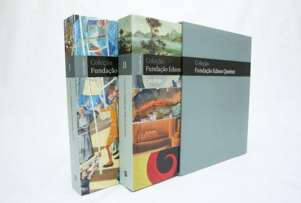 Catálogo 'Fundação Edson Queiroz' entre os finalistas do Prêmio Jabuti