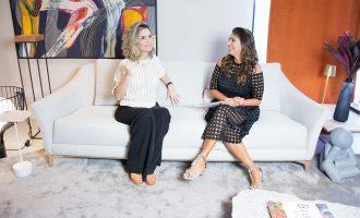 """""""Personalize seu ambiente procurando sua verdade"""", pontua a arquiteta Viviane Ferreira"""