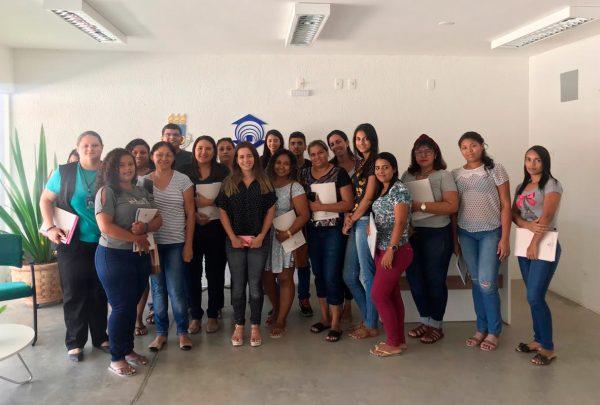 Complexo Myra Eliane forma primeira turma de cursos profissionalizantes
