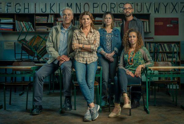 """Conheça """"Segunda Chamada"""", nova série da Rede Globo que estreia nesta terça-feira (08)"""