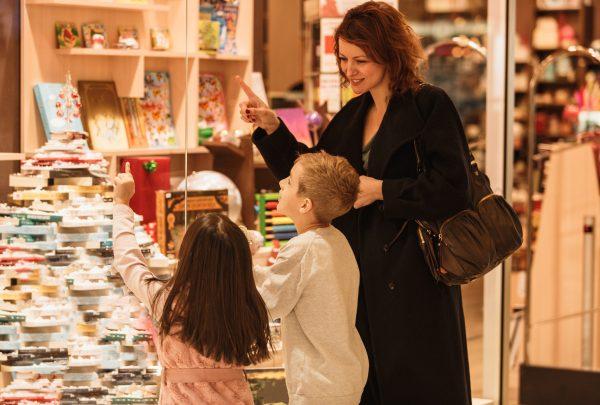 Shoppings preveem aumento de 6% nas vendas para o Dia das Crianças