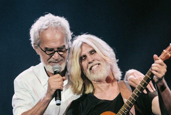Oswaldo Montenegro e Renato Teixeira apresentam show no Ideal Clube em novembro