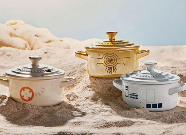 Le Creuset lança coleção inspirada em Star Wars
