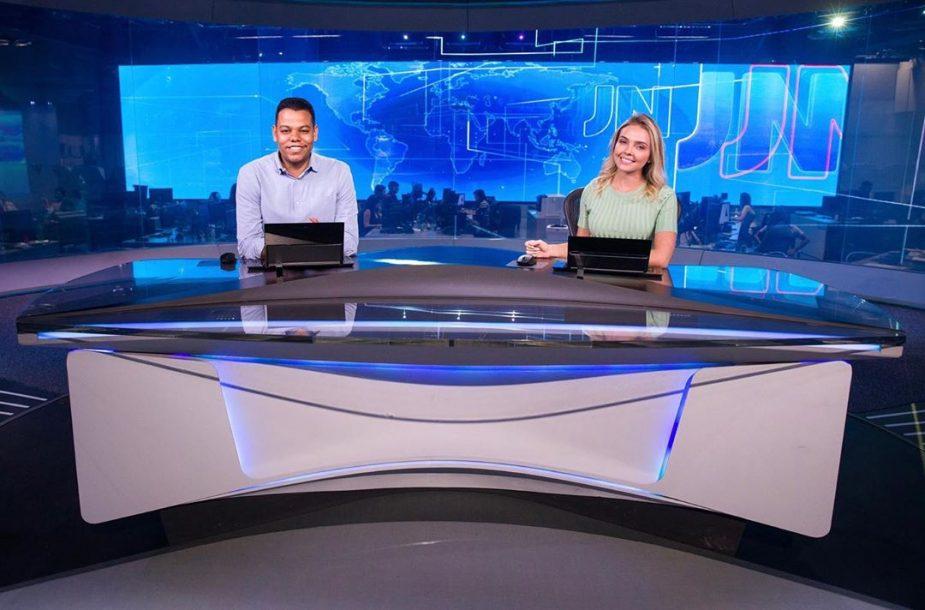 Taís Lopes chega no Rio de Janeiro e começa preparativos para apresentar o Jornal Nacional