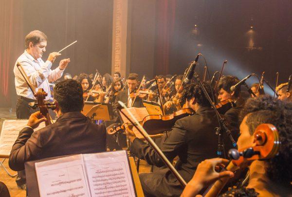 IBLF promove concerto beneficente gratuito no Cineteatro São Luiz