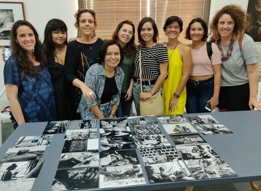 Projeto Sol para Mulheres leva o trabalho de artistas cearenses para feira de arte no Rio de Janeiro