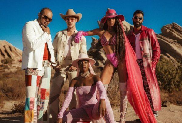 Iza lança clipe 'Evapora' com Ciara e Major Lazer