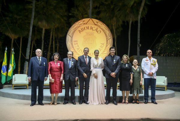 Medalha da Abolição agracia personalidades importantes para a história do Ceará