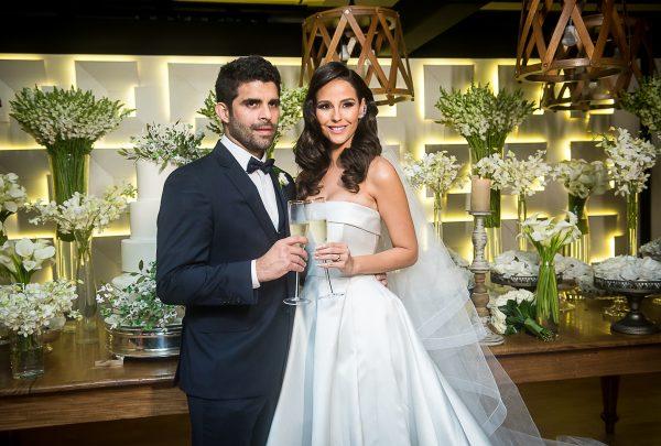 O bonito enlace de Mari Vasconcelos e Eliseu Becco; veja as fotos