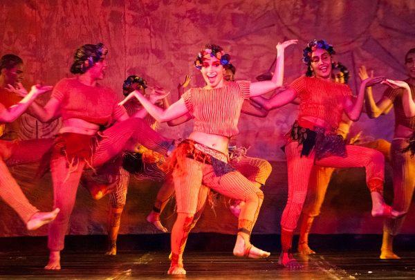 Grupo Edisca apresenta espetáculo 'Duas Estações' na Caixa Cultural