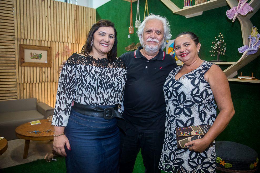 Sebrae Ceará lança coleção de artesanato inspirada em vitrais de Fortaleza