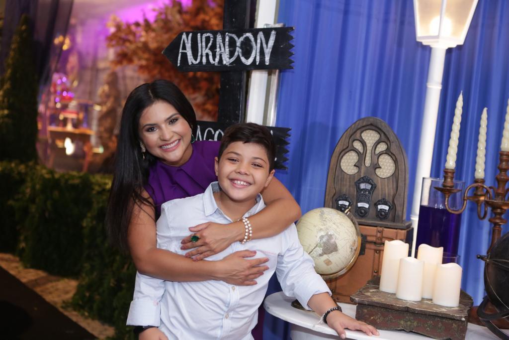 Mileide Mihaile comemora aniversário do filho Yhudy: 'Ele traz alegria a todos os meus dias'