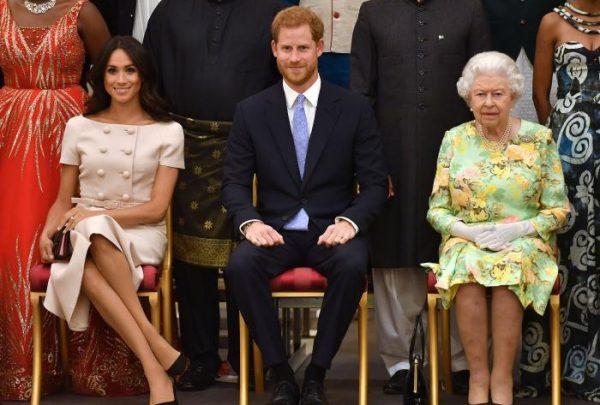 Príncipe Harry e Meghan Markle decidem passar o Natal longe da família real