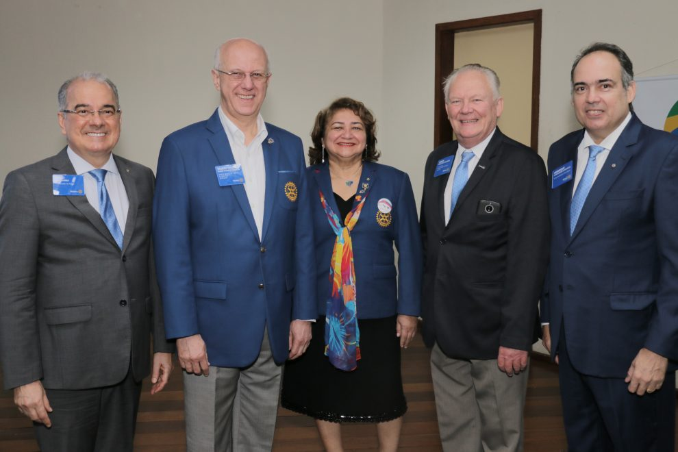 Rotary realiza seminário sobre imagem pública e ações humanitárias